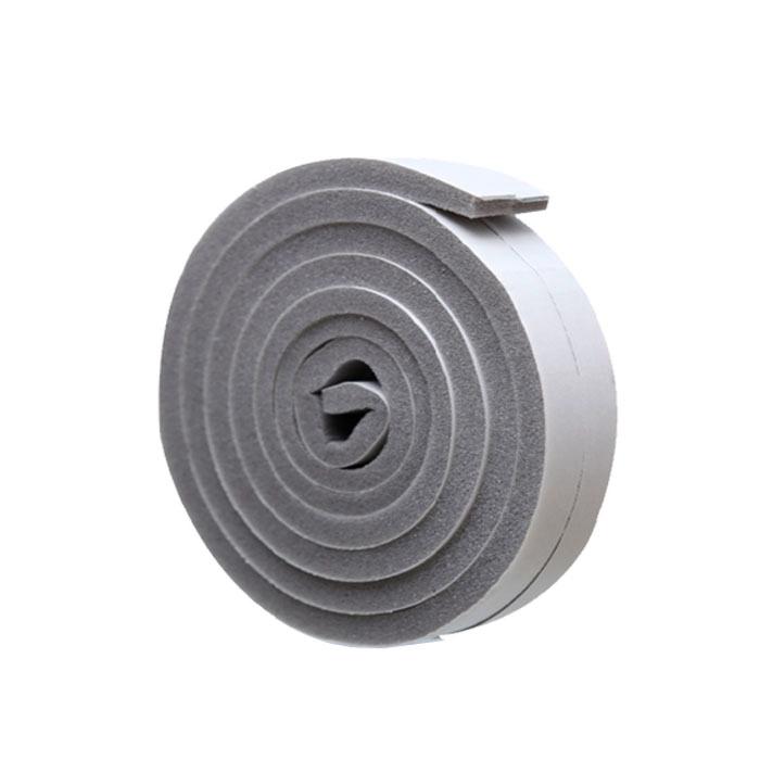 米装 2 室内木门密封条隔音防撞条门边缝隙防风胶条减震皮条卡槽式
