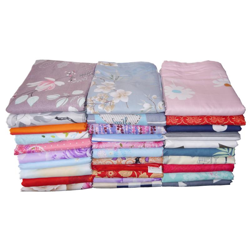 工厂清仓处理被套单件单人学生宿舍加厚斜纹磨毛特价棉布双人被罩