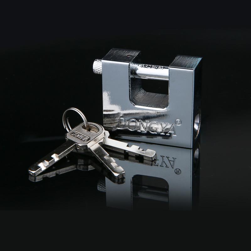 房门挂明头钥匙链条挂门安全柜子大门防剪 304 防锈