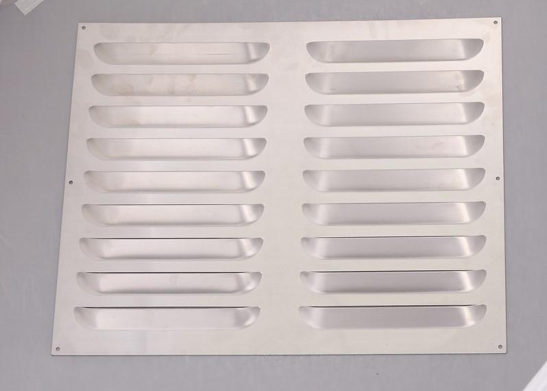 百叶窗 801 py 组网风扇专用机箱机柜组网通风过滤网散热罩