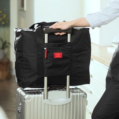 新款装衣服女款短途手提旅行包两用轻便休闲旅行包袋收纳袋女 2018