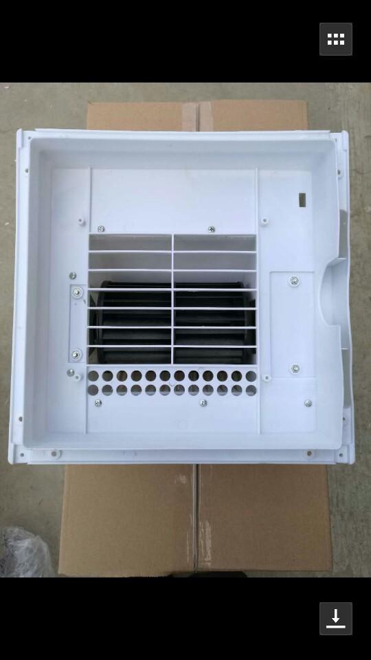 集成吊顶凉霸厨房卫生间电吹冷风扇冷霸冷风机厨卫大风力吸顶式