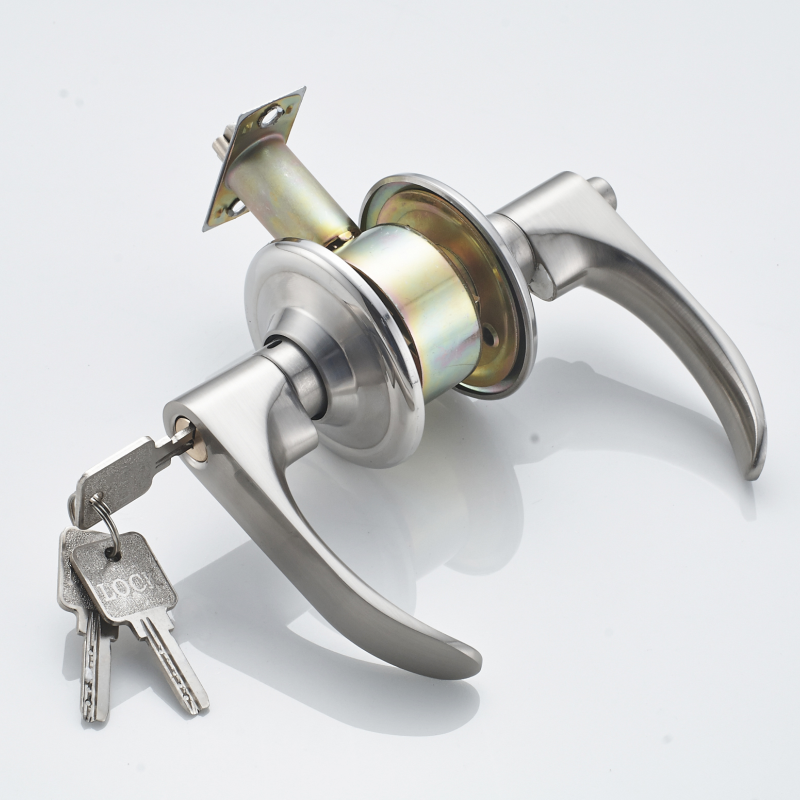 球形锁不锈钢球形门锁室内卧室房门锁执手锁具把手锁纯铜锁芯通用