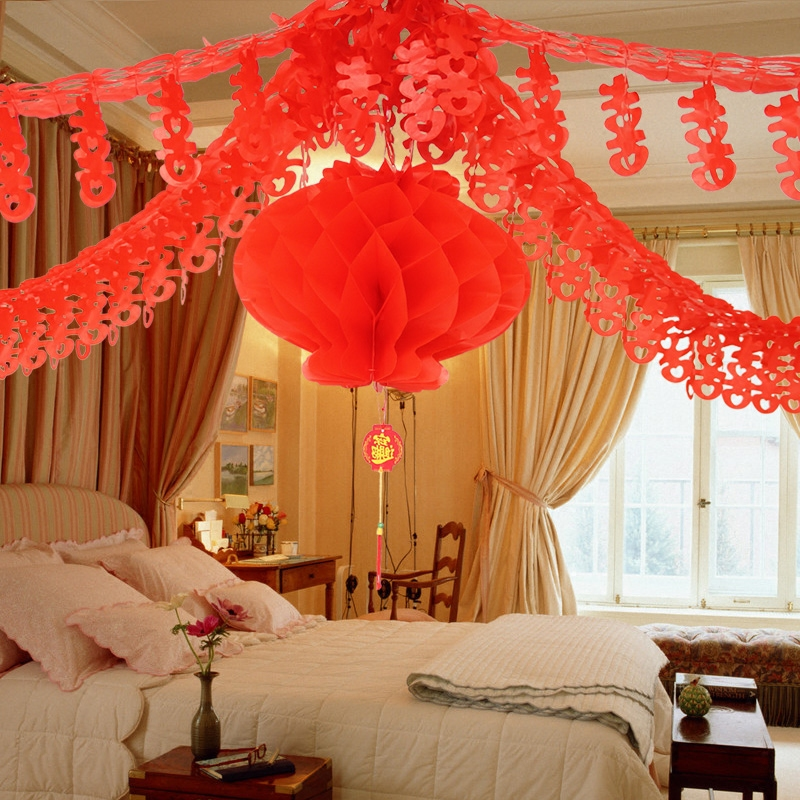 Buy marriage arranged marriage room decoration garland pull hi hi arranged marriage room garland wedding marriage new house marriage room decoration supplies wedding supplies arranged marriage room supplies junglespirit Image collections