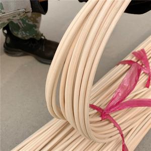 天然藤条藤编材料圆藤芯半圆藤编织材料印尼藤家具椅子压边条辅料