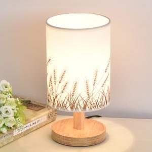 台灯卧室床头灯创意简约现代个性小夜灯浪漫温馨喂奶调光触摸台灯
