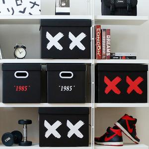 生日礼物鞋盒包装盒送男友礼物礼品盒纸质收纳箱禁穿篮球鞋收纳盒