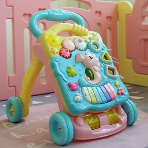 19包邮 慢慢儿童玩具 学步车