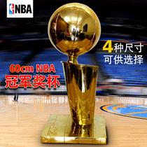 NBA总冠军奖杯 奥布莱恩杯 篮球纪念品 球迷用品 科比詹姆斯库里