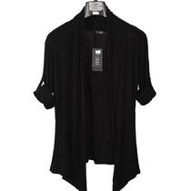 潮流男士长袖开衫韩版休闲上衣服黑色披风外搭个性薄款针织衫外套