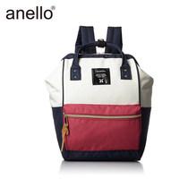 日本anello妈咪包2019新款离家出走女双肩多功能大容量外出母婴包