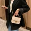 【东胜】百搭菱格链条包包2021新款潮流女包单肩手提斜挎迷你小包