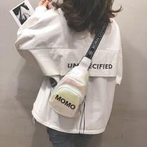 小胸包女2020新款潮时尚夏天休闲斜挎包百搭ins夏季单肩网红流行