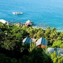 海南陵水分界洲岛海钓会所酒店住宿含双早和双人船票门票