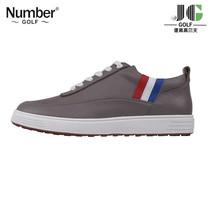 Number 高尔夫球鞋男固定钉高尔夫男鞋SNM 7950796 休闲运动板鞋