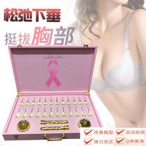 美容院专业胸部护理套盒美胸丰韵套乳腺淋巴散结套紧致化结丹精华