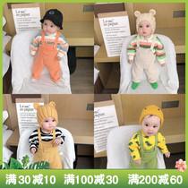 婴儿裤子2020新款洋气秋装男宝宝背带裤春秋女童休闲吊带裤子童装