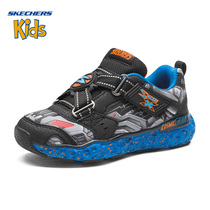 a9615668c06f  USD 99.47  Skechers Skechers large children s shoes non-slip  anti-collision soft bottom comfortable boys outdoor shoes 97502L -  Wholesale from China online ...
