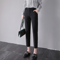Straight tube Loose student Korean version trousers