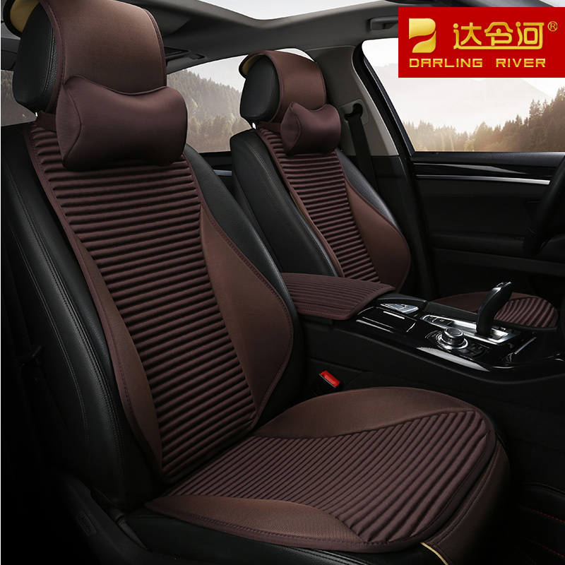 2021 Honda CRV Crown Road XRV Accord Shadow URV linen car seat cushion Qijun Tianyu four seasons seat cushion