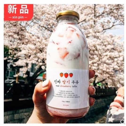 牛乳瓶 何cc