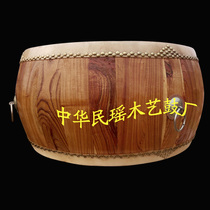 12 inch 14 inch 16 inch 18 inch 20 inch white drum original wood-colored drum high-pitched battle drum cowkin drum gongs and drums
