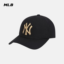 MLB official mens and womens hat NYLA embroidered baseball cap sports casual hundred fashion trend cap CPIG
