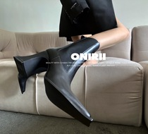 ONIRII exclusive custom acne shaped boots really blew up! Spot.