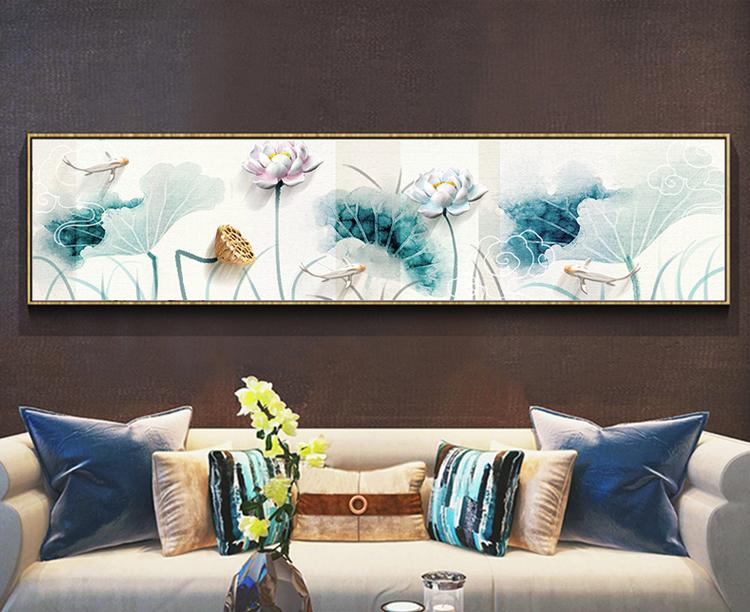 酒店壁画装饰画
