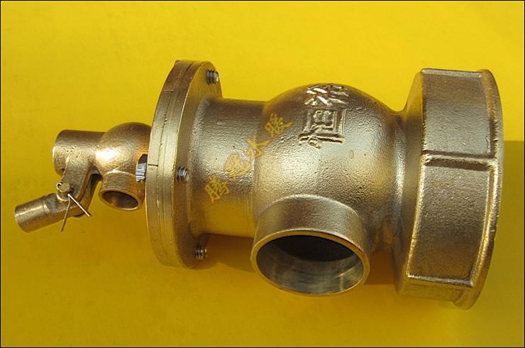 不锈钢液压式浮球阀分享展示图片
