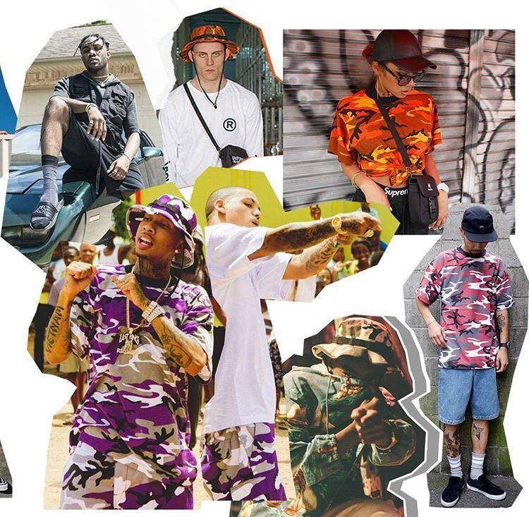 rothco 美国 渔夫帽 中国有嘻哈 布瑞吉 bridge 同款图片