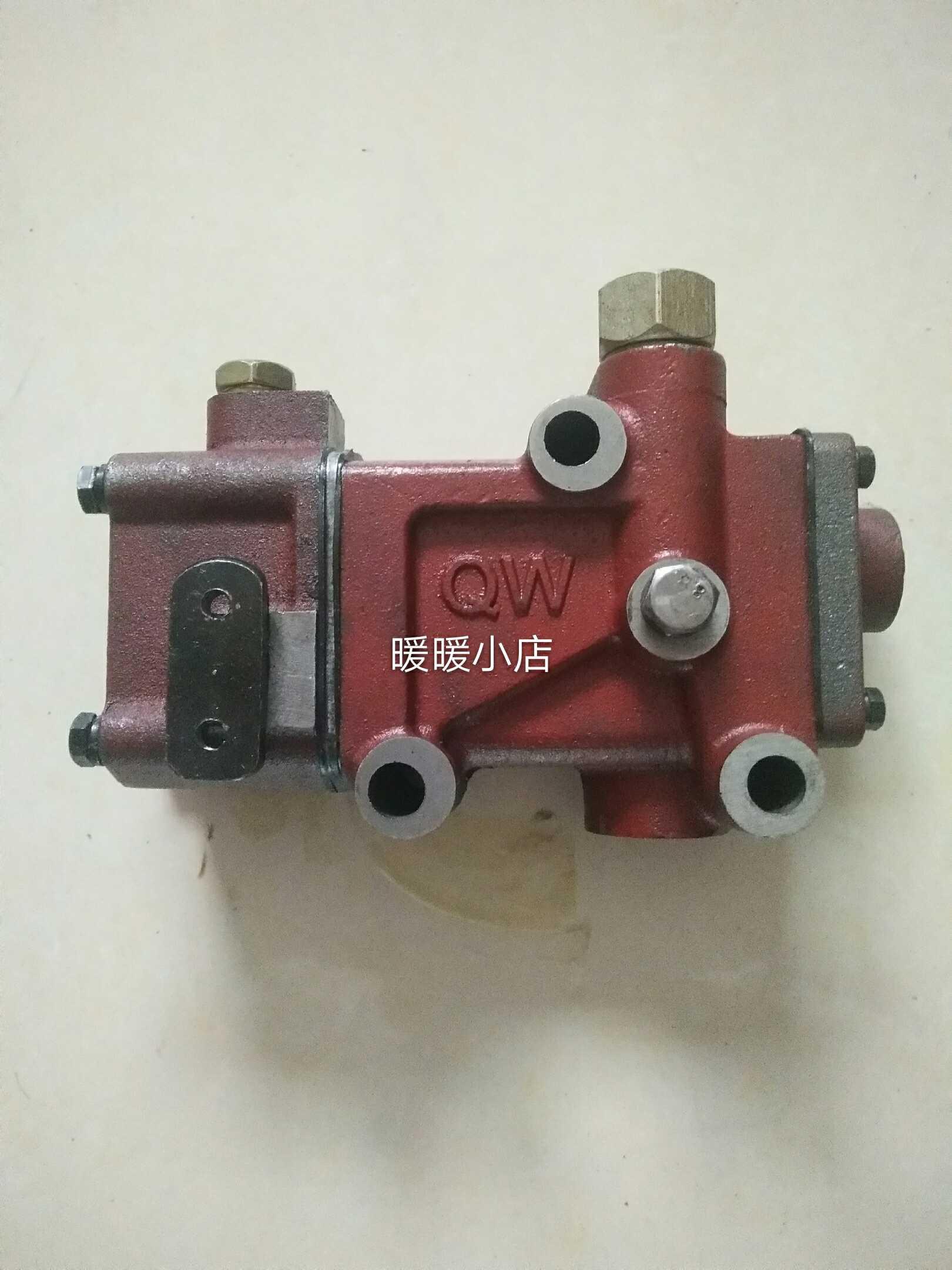 泰山常州东风农机拖拉机配件304364 404拖拉机液压升降分配器原车图片