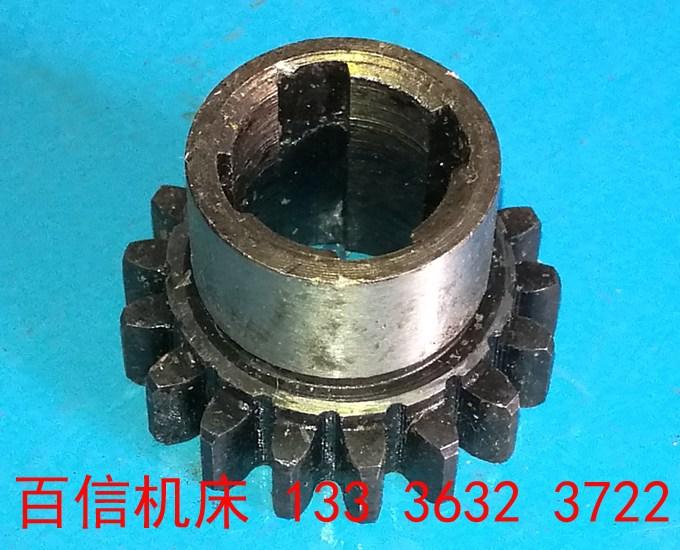 南京装仺+���XZ�X_南京四机小齿轮配件,齿轮:z17齿  4-20x6  l26.