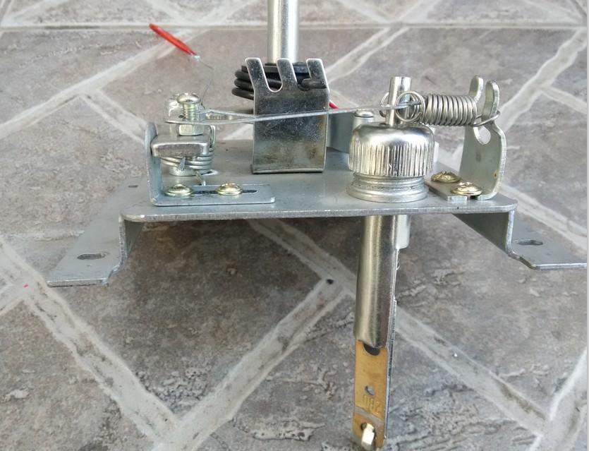 电动风阀执行机构/电动风阀执行器/电动风阀控制器图片