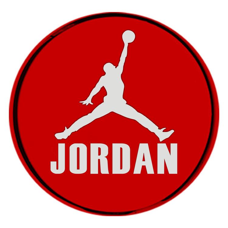 临捷nba飞人乔丹 23号 油箱盖贴 篮球 汽车贴纸 反光车贴 jordan