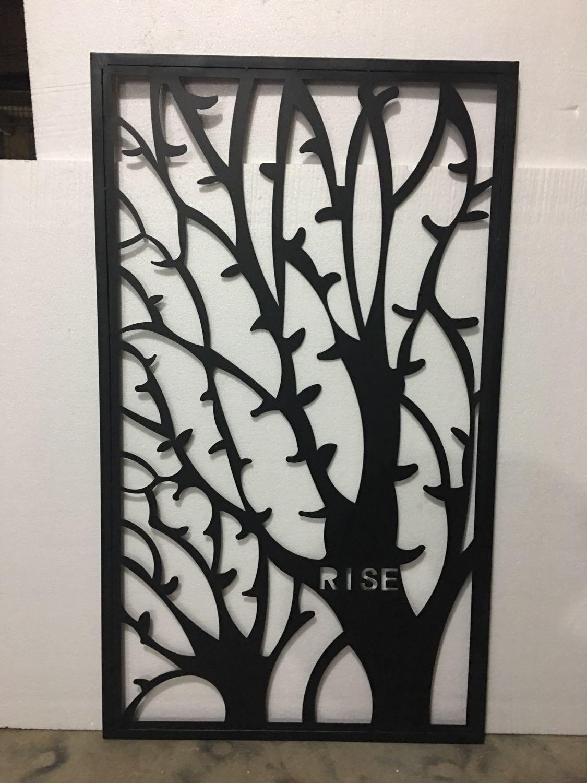 热卖铁艺 板雕花屏风中式隔断落地花格 玄关 创意餐客厅缕空隔断遮挡图片