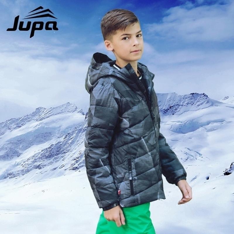加拿大jupa儿童滑雪服图片