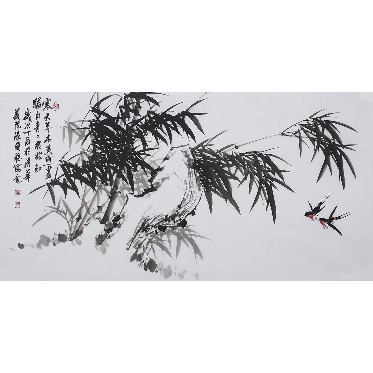 热卖特价纯手绘国画人物美女四尺竖幅条幅水墨写意画客厅中堂字画真迹图片