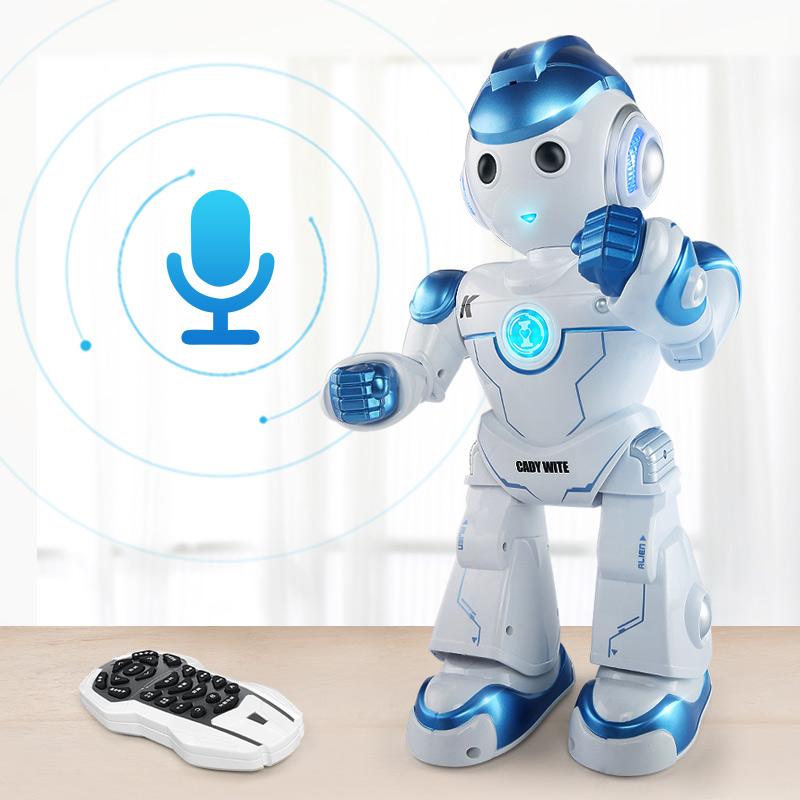 机器人语音智对话男孩说话炫舞礼物益智儿童跳舞的小孩遥控玩具玩具岁图片