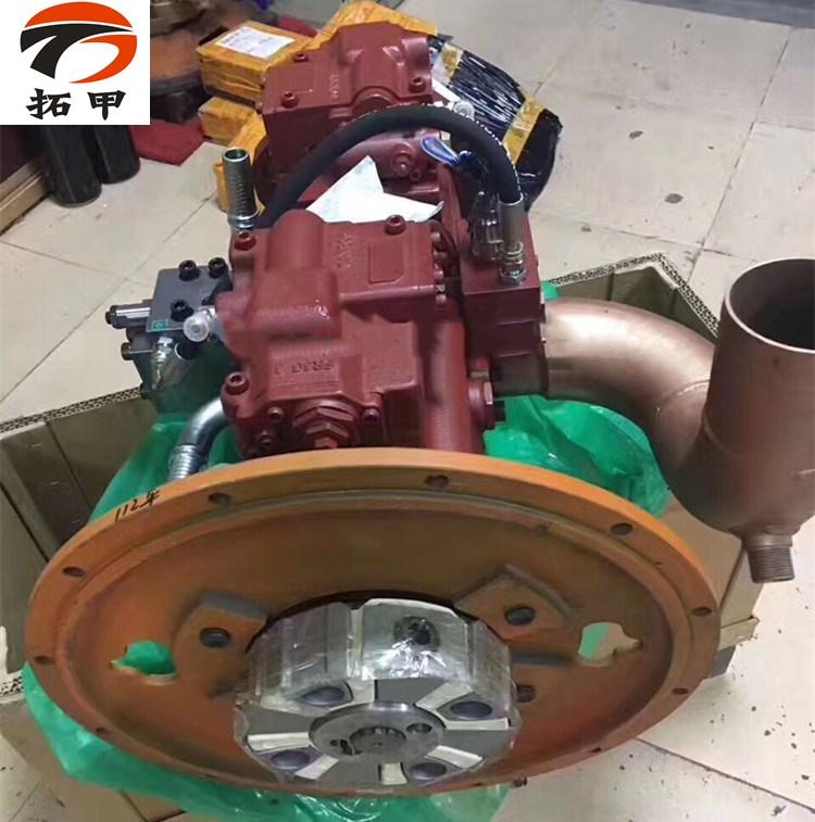 热卖挖掘机液压泵总成小松液压泵总成回转马达行走液压马达分配器总图片