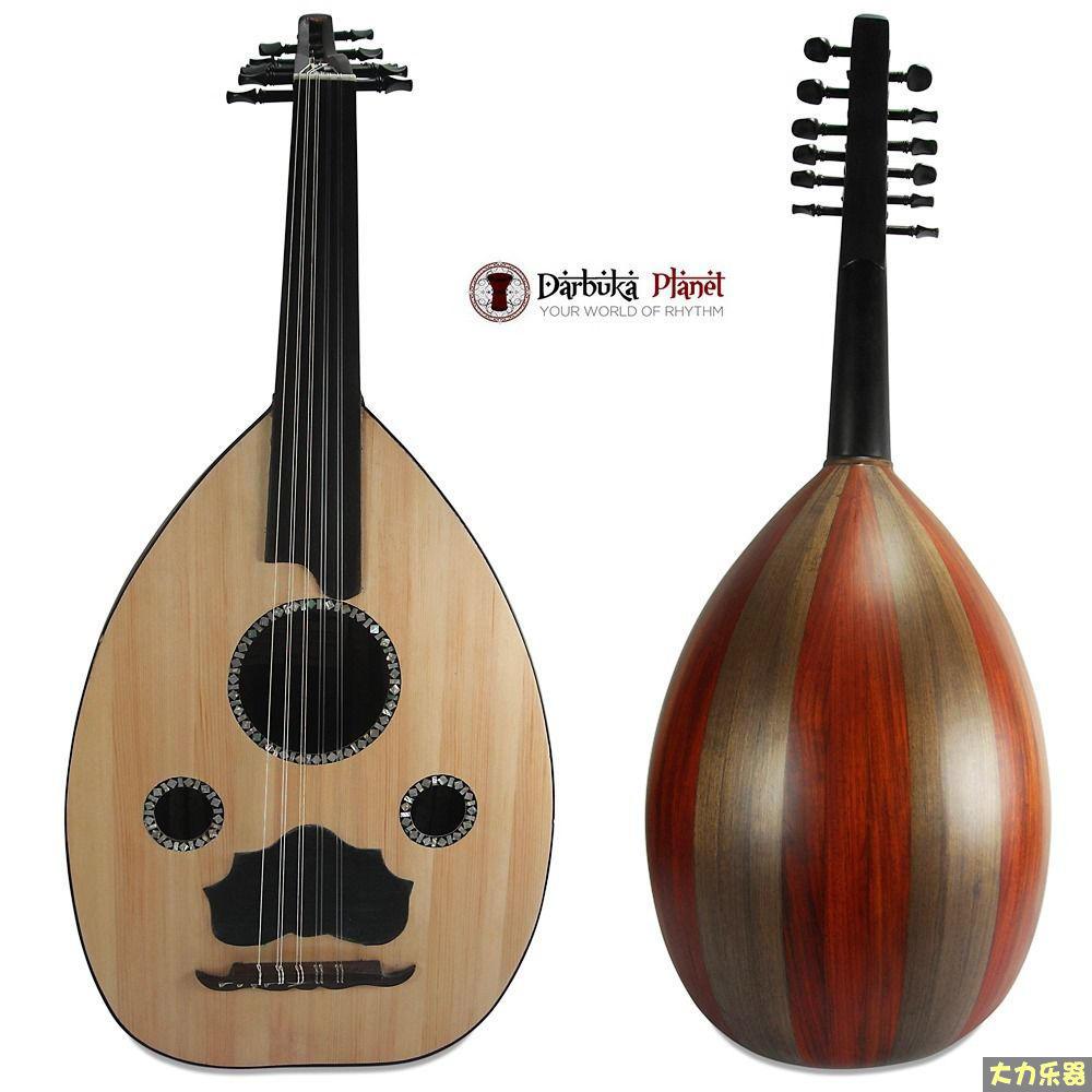 热卖印度进口乐器 西塔琴 柚木sitar演唱会质量 拉维·香卡风格纯手工