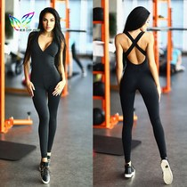 NEW Bandage Jumpsuit Ladies Summer Sport pants Shirt �٤��