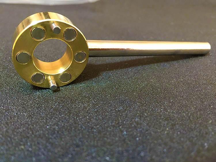 减压阀止水阀磁力止回阀水表钥匙多功能磁性口径便携稳固阀门开关图片