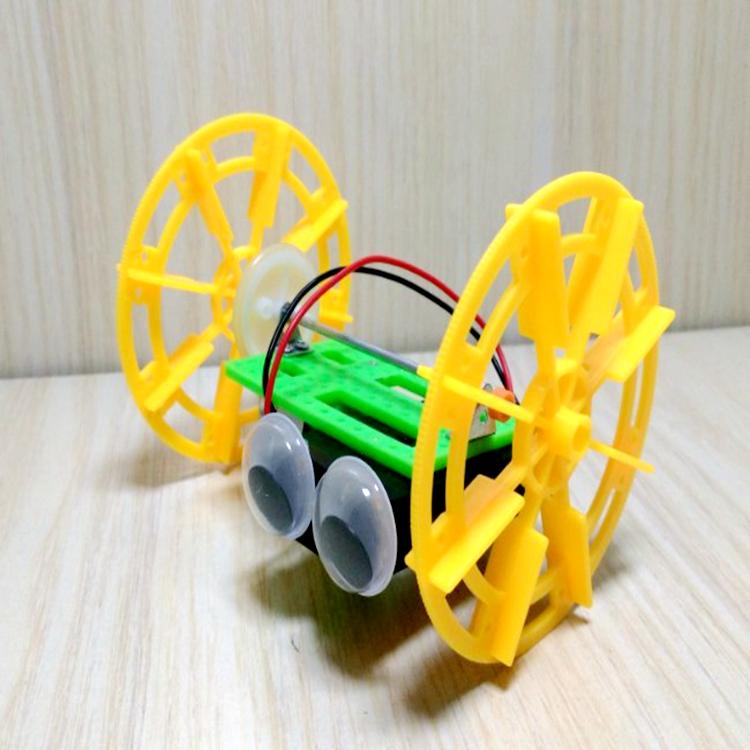 两轮平衡车 两轮平衡机器人 diy科技小制作小发明 科学实验玩具