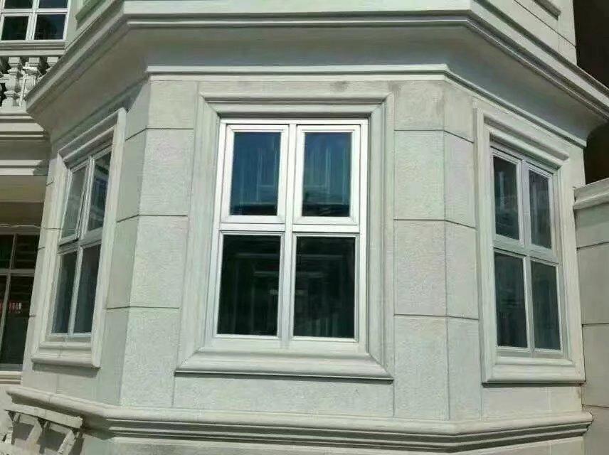 热卖欧式别墅罗马柱模具grc镜框窗套现浇水泥窗户线条装饰建筑模具