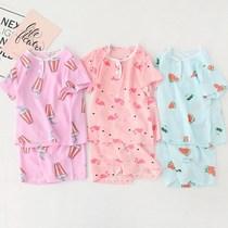 Girls pajamas children Summer ��� Girls Summer 3 years 5 fe