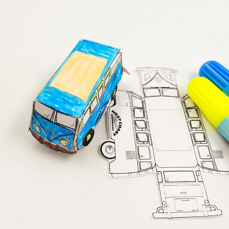 机器人stem 科技制作亲子教育创意手工折纸套件材料包电动小车图片