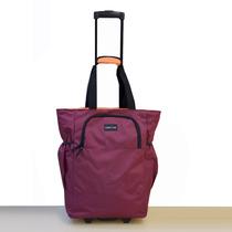 海因历齐20寸折叠拉杆购物车便携旅行袋多功能大容量防水行李包男