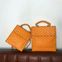 韩国东大门狗牙包EMO mini购物袋双肩书包手提折叠休闲时尚双肩包