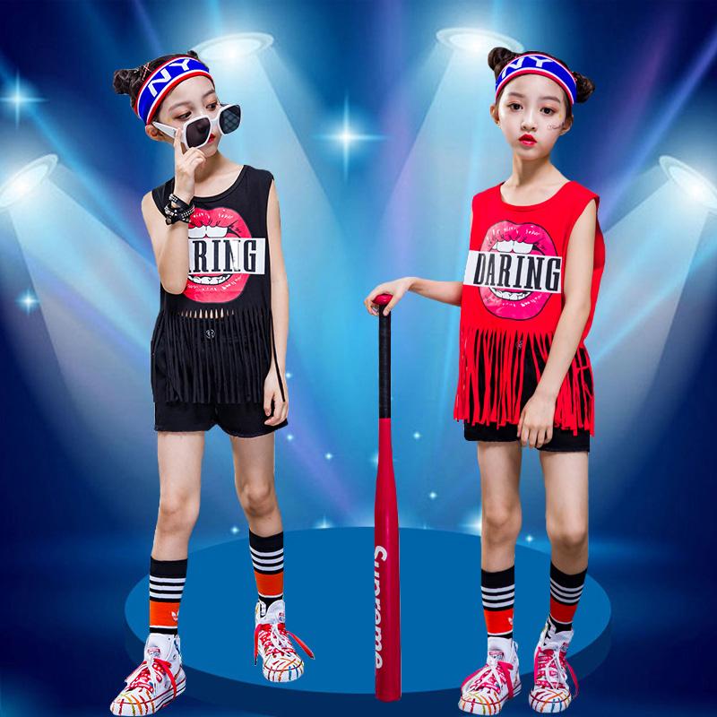 热卖新款成人啦啦队服装男女团体操演出服小学生运动会足球宝贝啦啦操图片